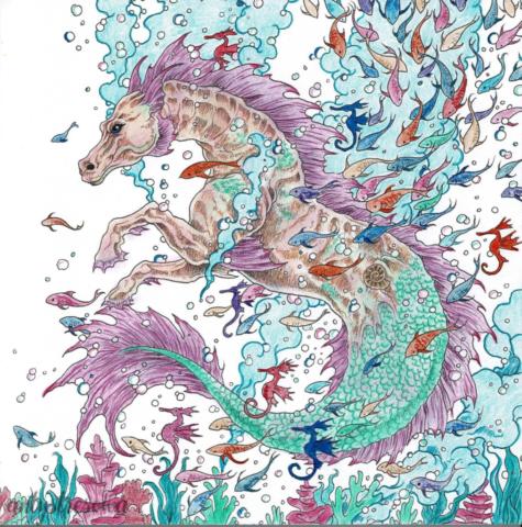 Hipokamp - Mythomorphia, Kerby Rosanes