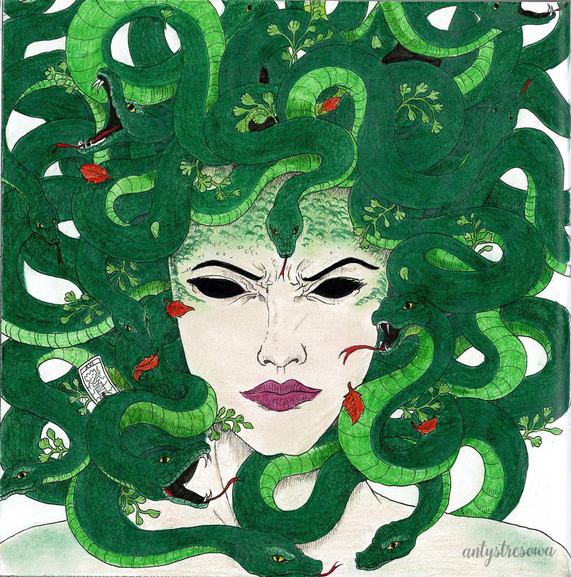 Meduza - Mythomorphia, Kerby Rosanes