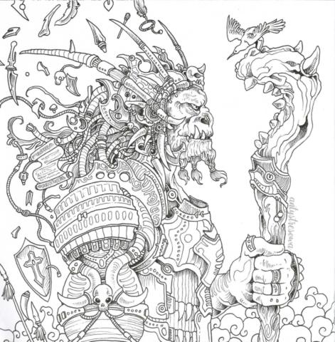 Troll - Mytomorphia, Kerby Rosanes