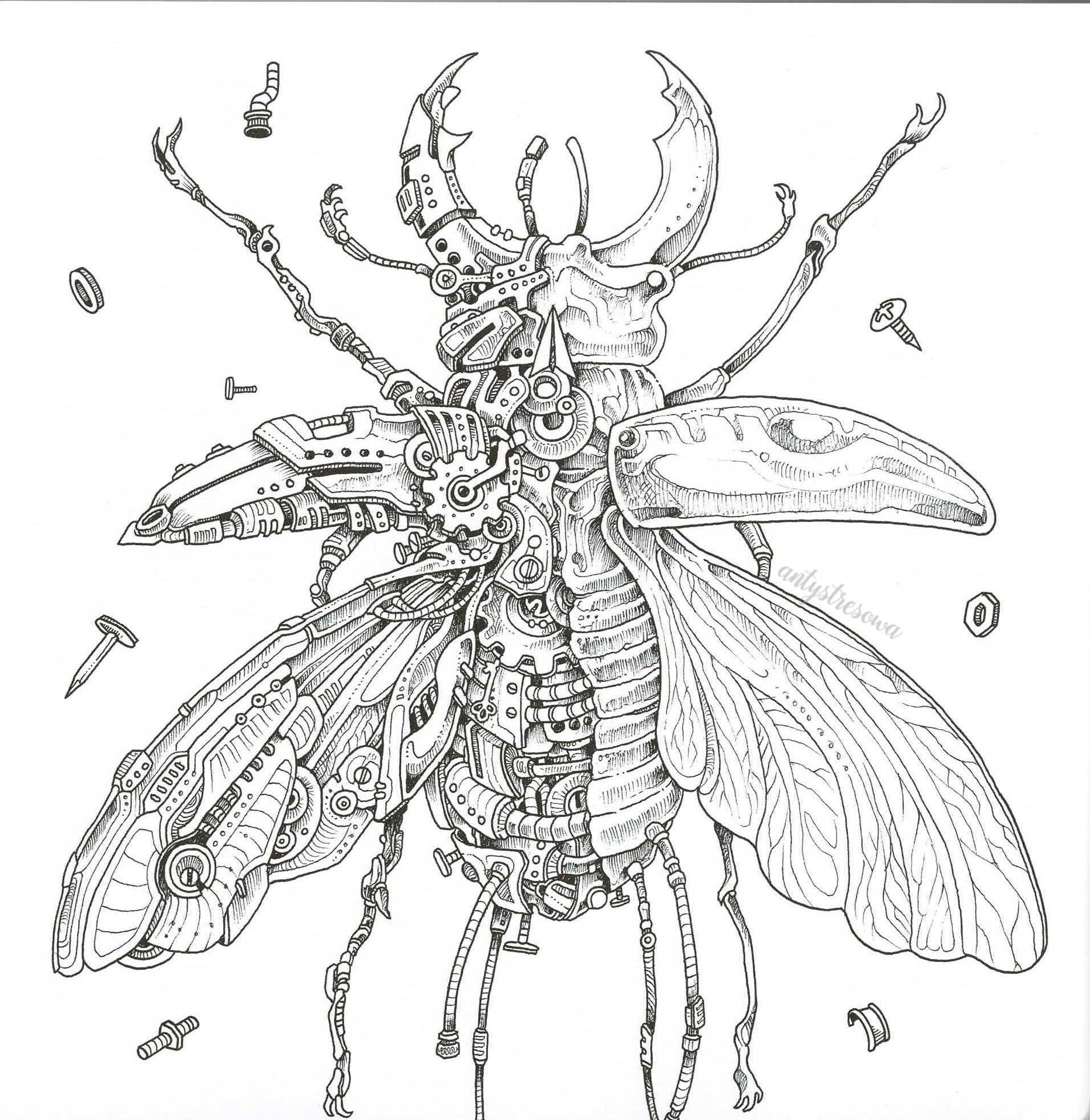 Kerby Rosanes, Imagimorphia