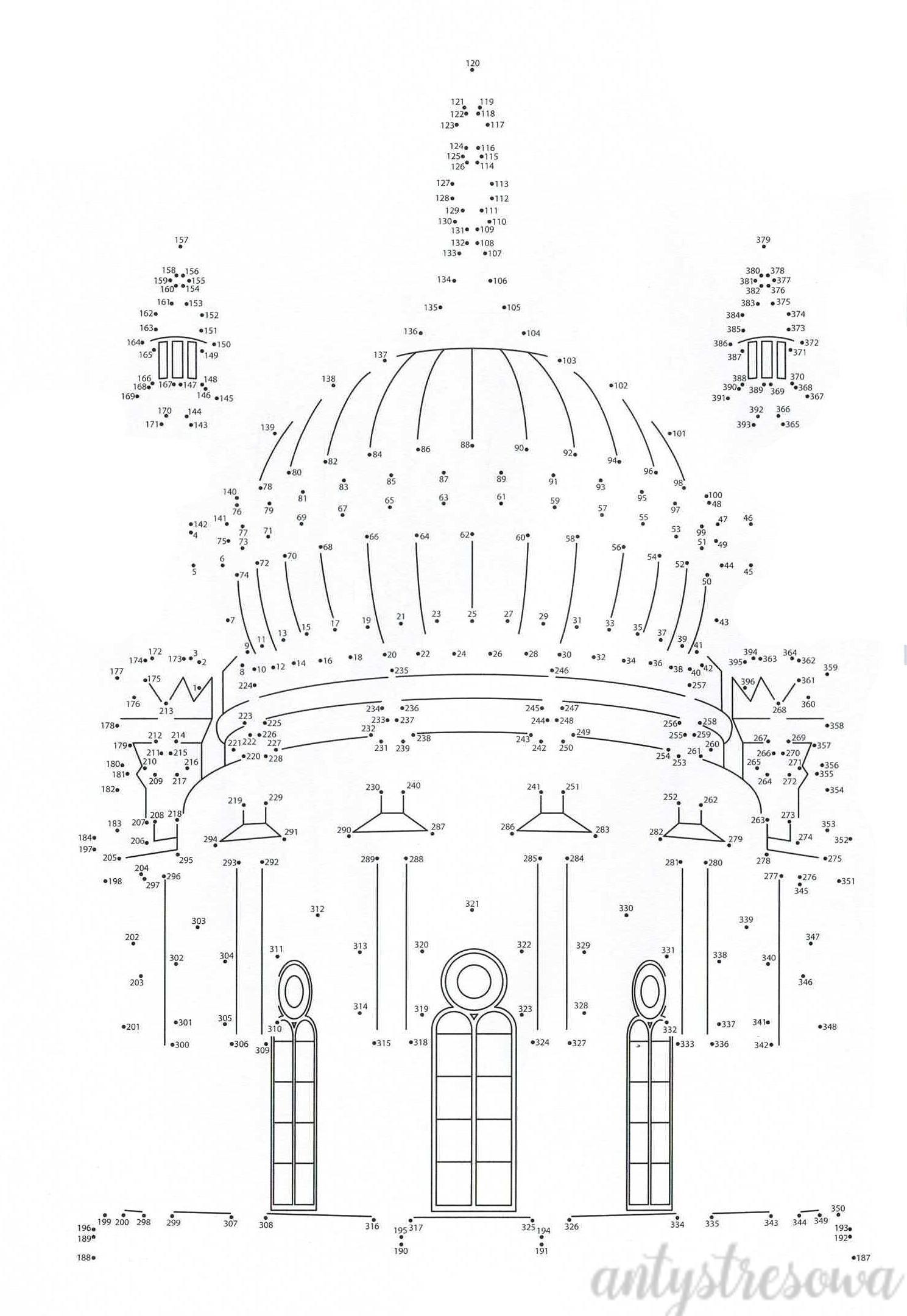 Obrazek z książki Połącz Kropki - strona 32