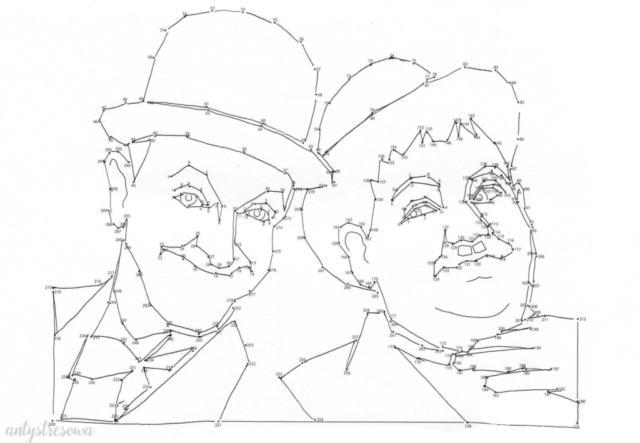 Połącz kropki - David Wodroffe, strona 70
