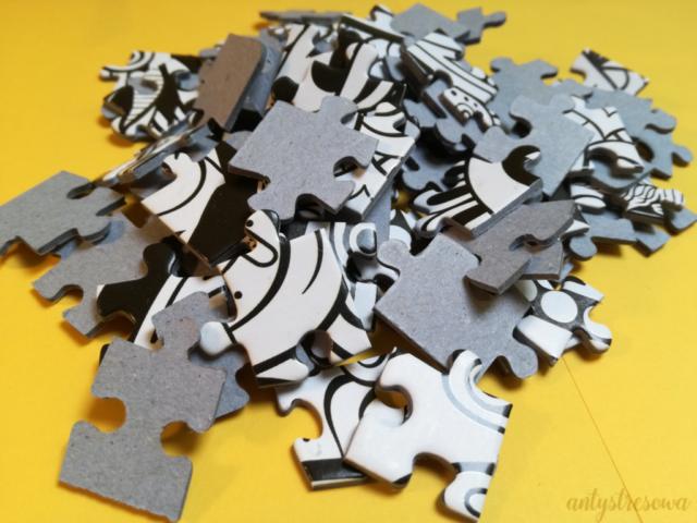 Puzzle firmy Clementoni