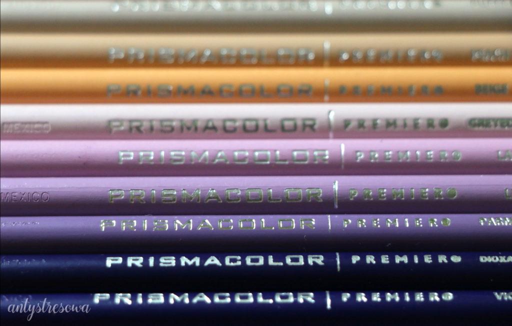 Kredki Prismacolor Premier 150 kolorów.