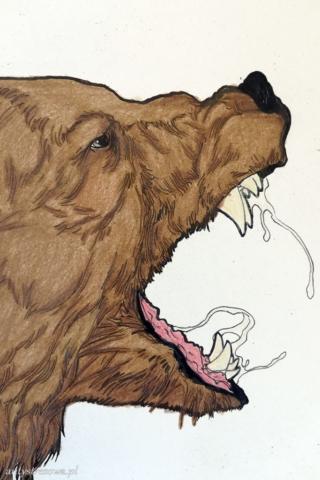 Beorningowie, ludzie-niedźwiedzie