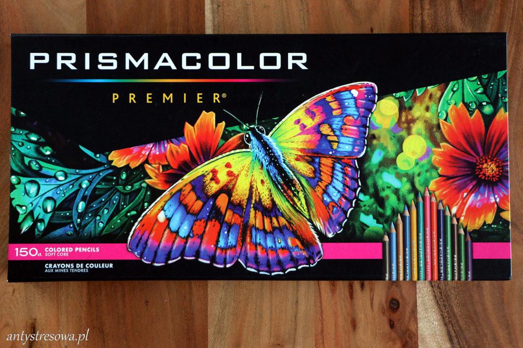 Opakowanie kredek Prismacolor Premier 150 sztuk
