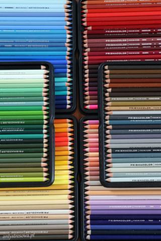 Kredki prismacolor premier 150 sztuk