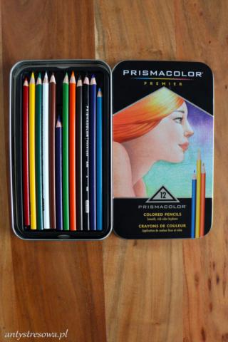 Kredki prismacolor premier - mały zestaw