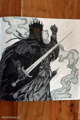 Bestiarium Tolkiena - czarnoksiężnik