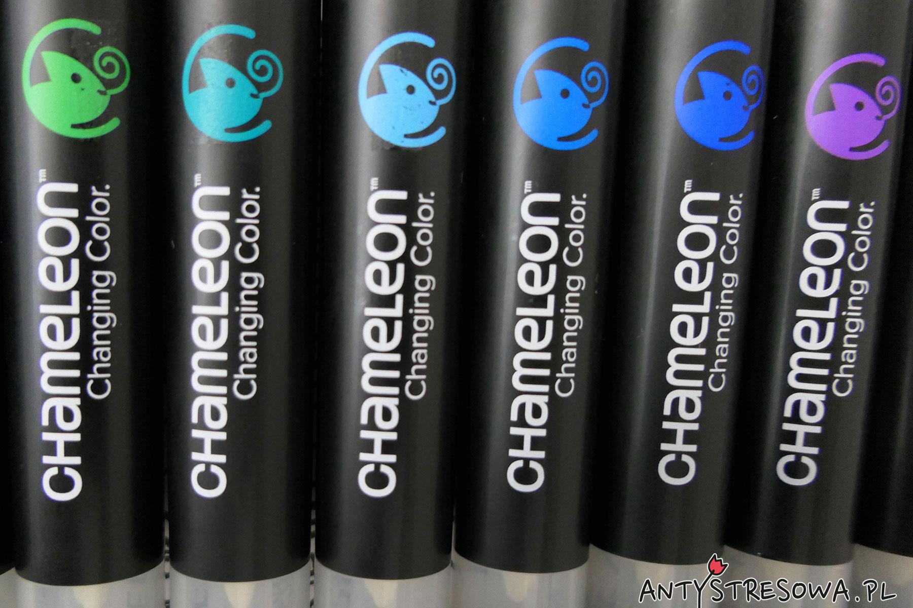 Markery Chameleon