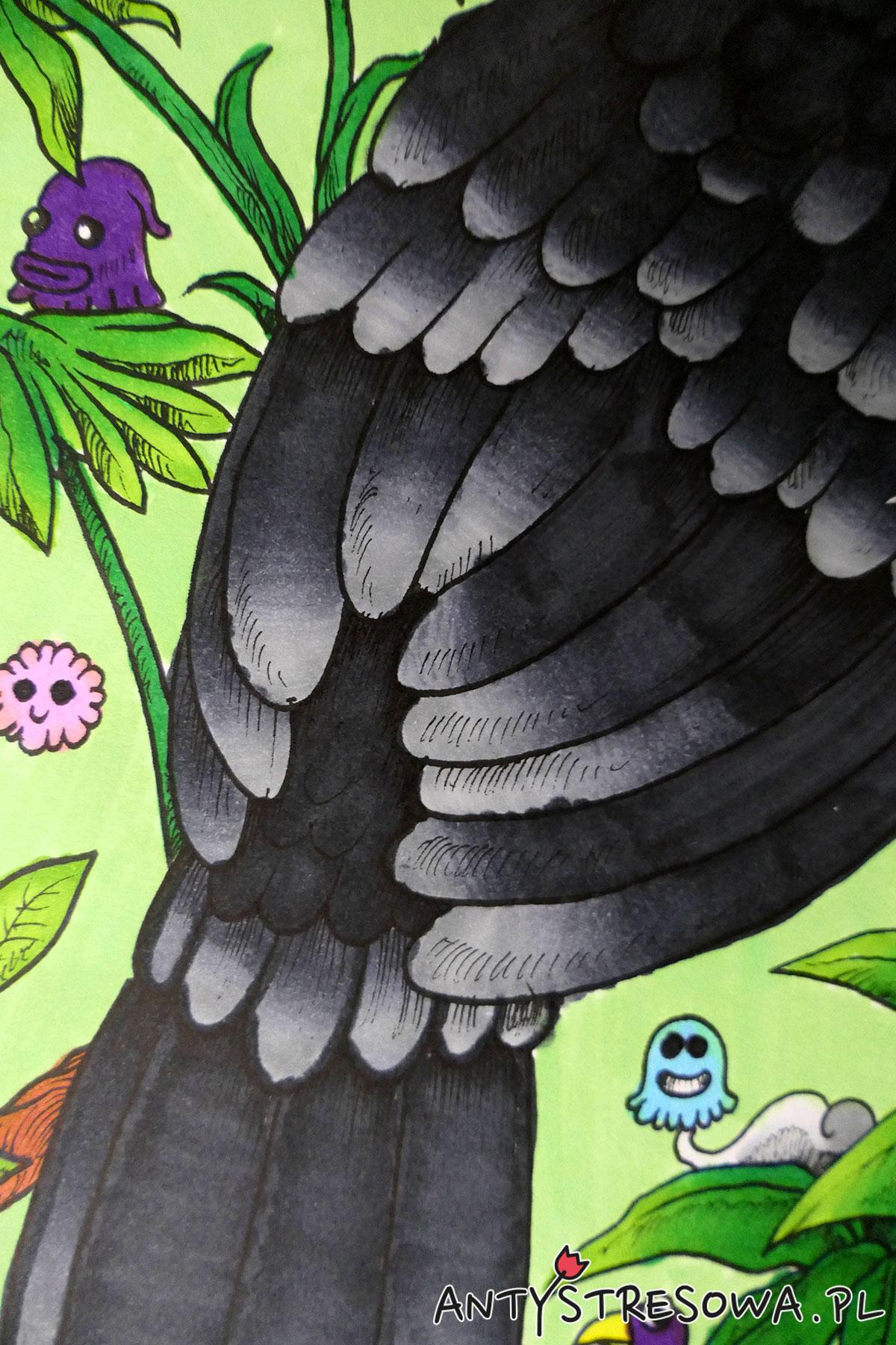 Kerby Rosanes - Animorphia, Markery Chamelon