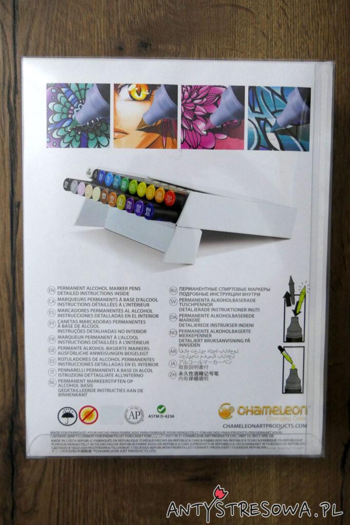 Zestaw markerów Chameleon