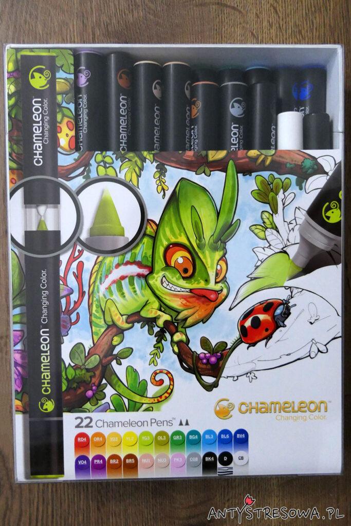 Markery Chameleon 22 sztuki