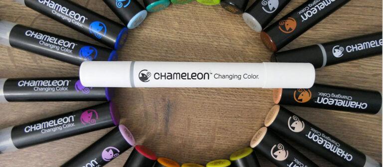 Zestaw 22 markerów Chameleon - recenzja