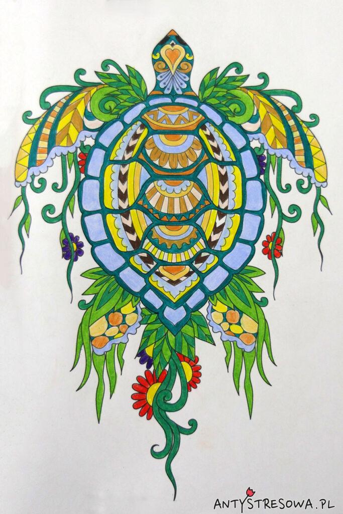 Adult Colouring Book - Derwent Lightfast i Prismacolor Premier