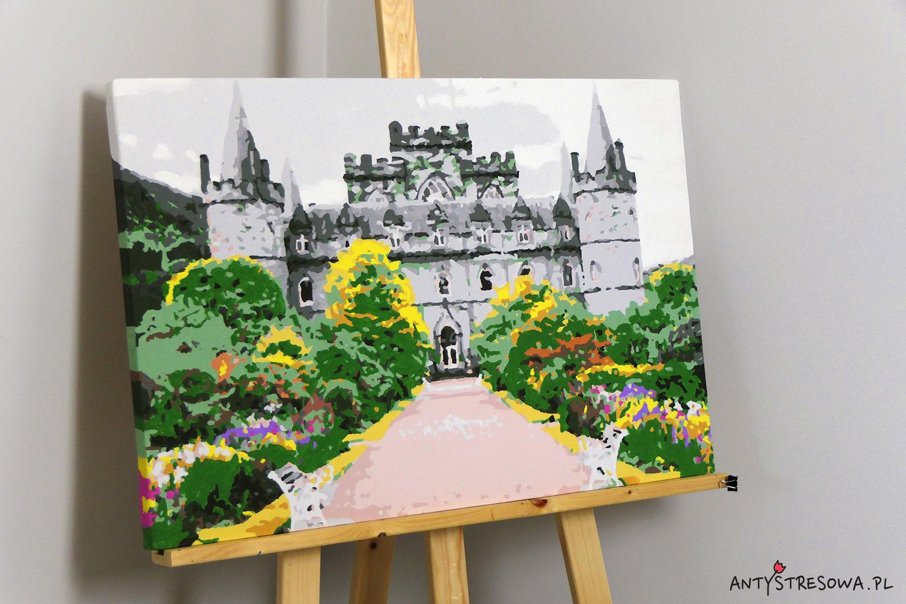 Obraz z własnego zdjęcia do malowania