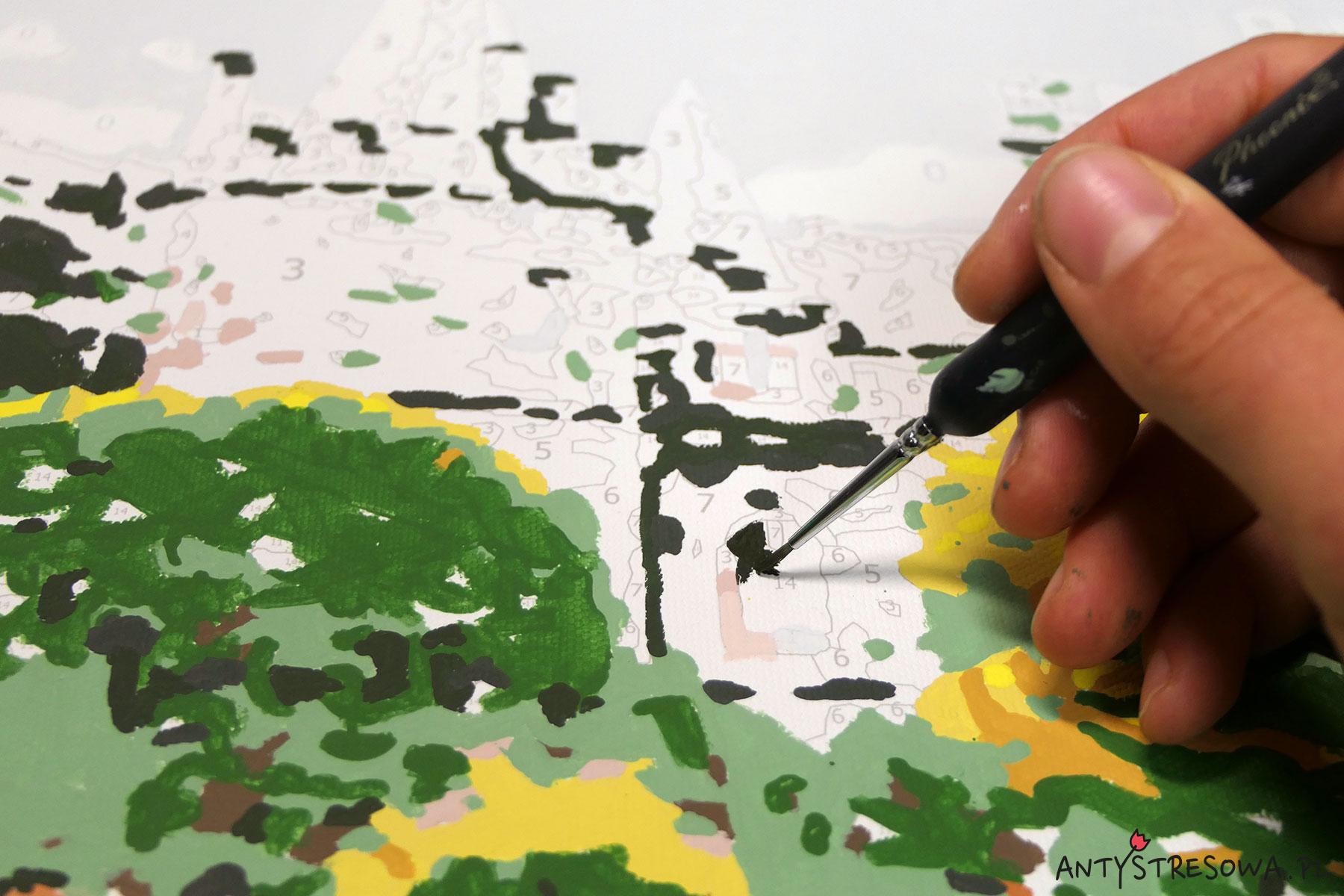 malowanie po numerach z własnego zdjęcia