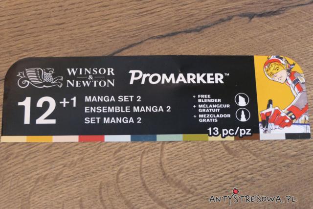 Promarker Manga Set 2