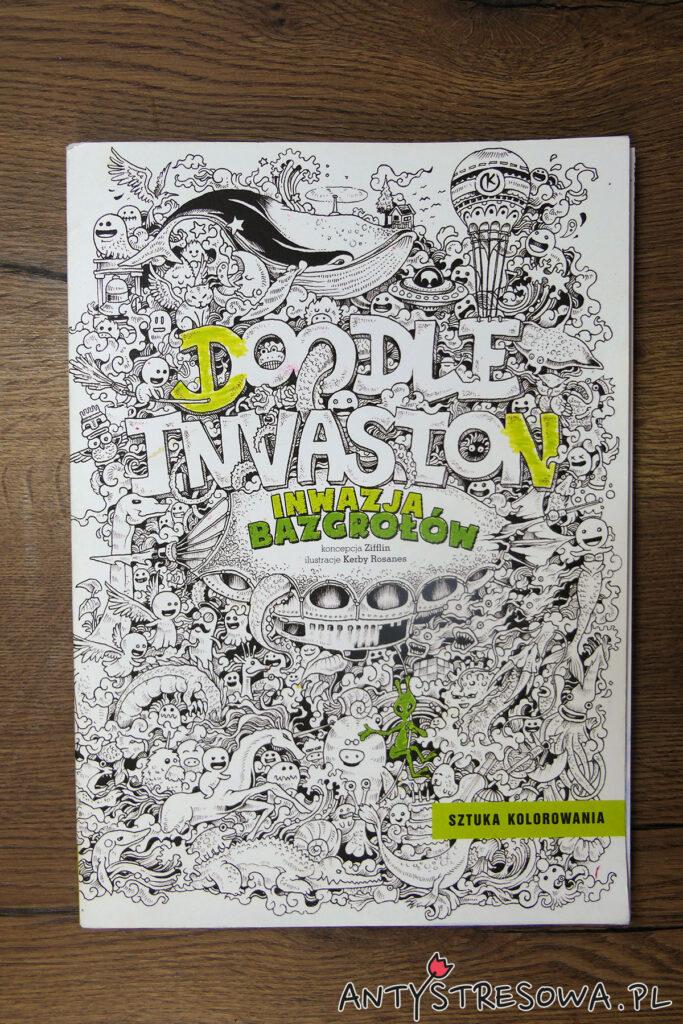 Doodle Invasion, Inwazja Bazgrołów
