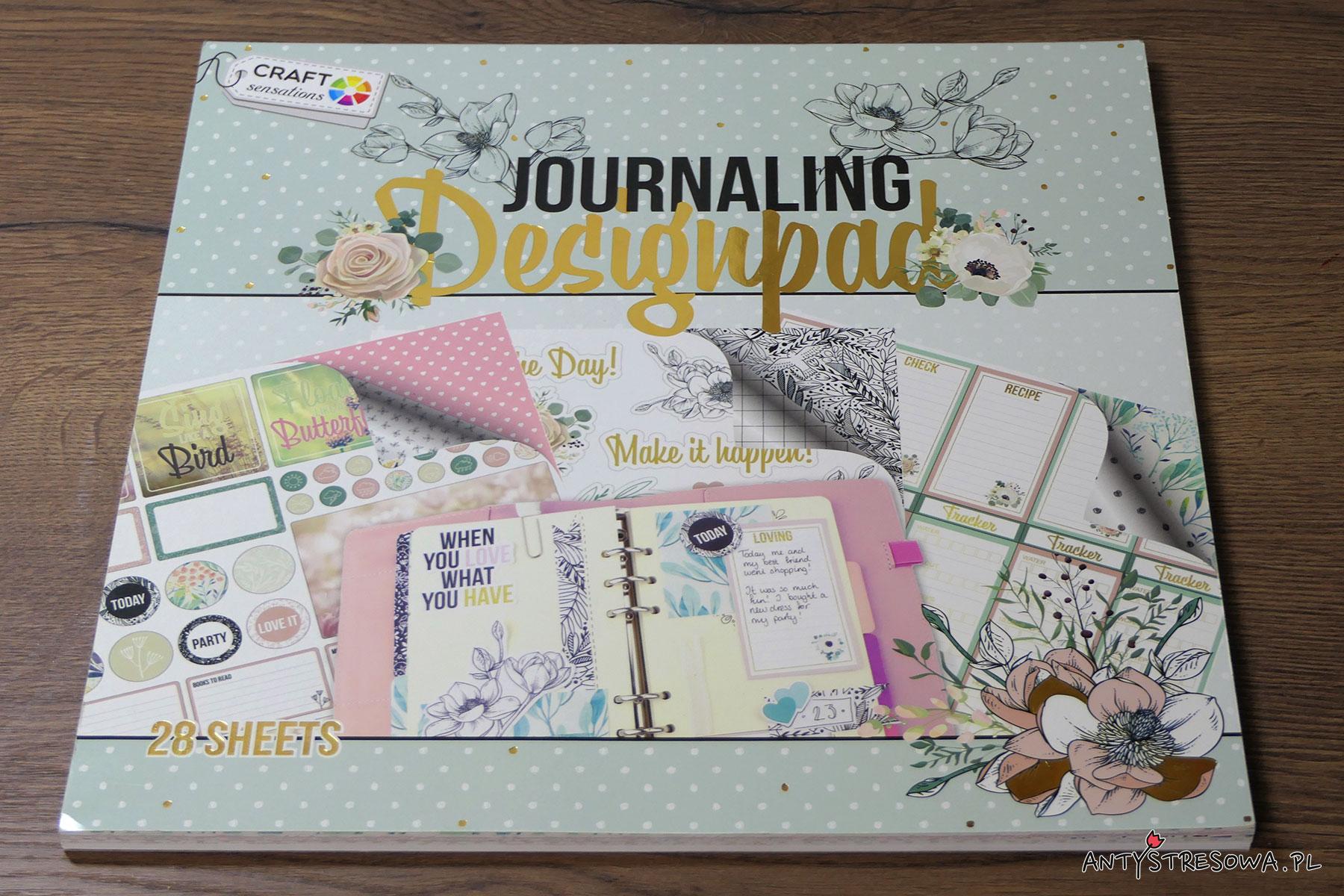 Akcesoria do Bullet Journal - kolorowy papier