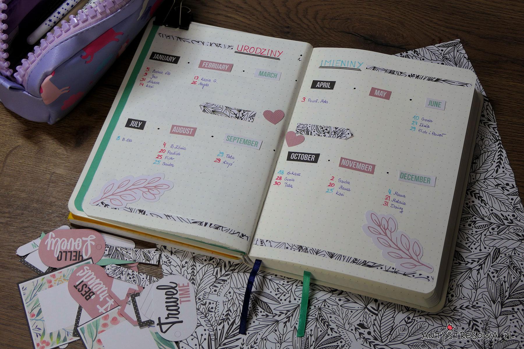 Jak wykorzystać kolorowy papier w dzienniku