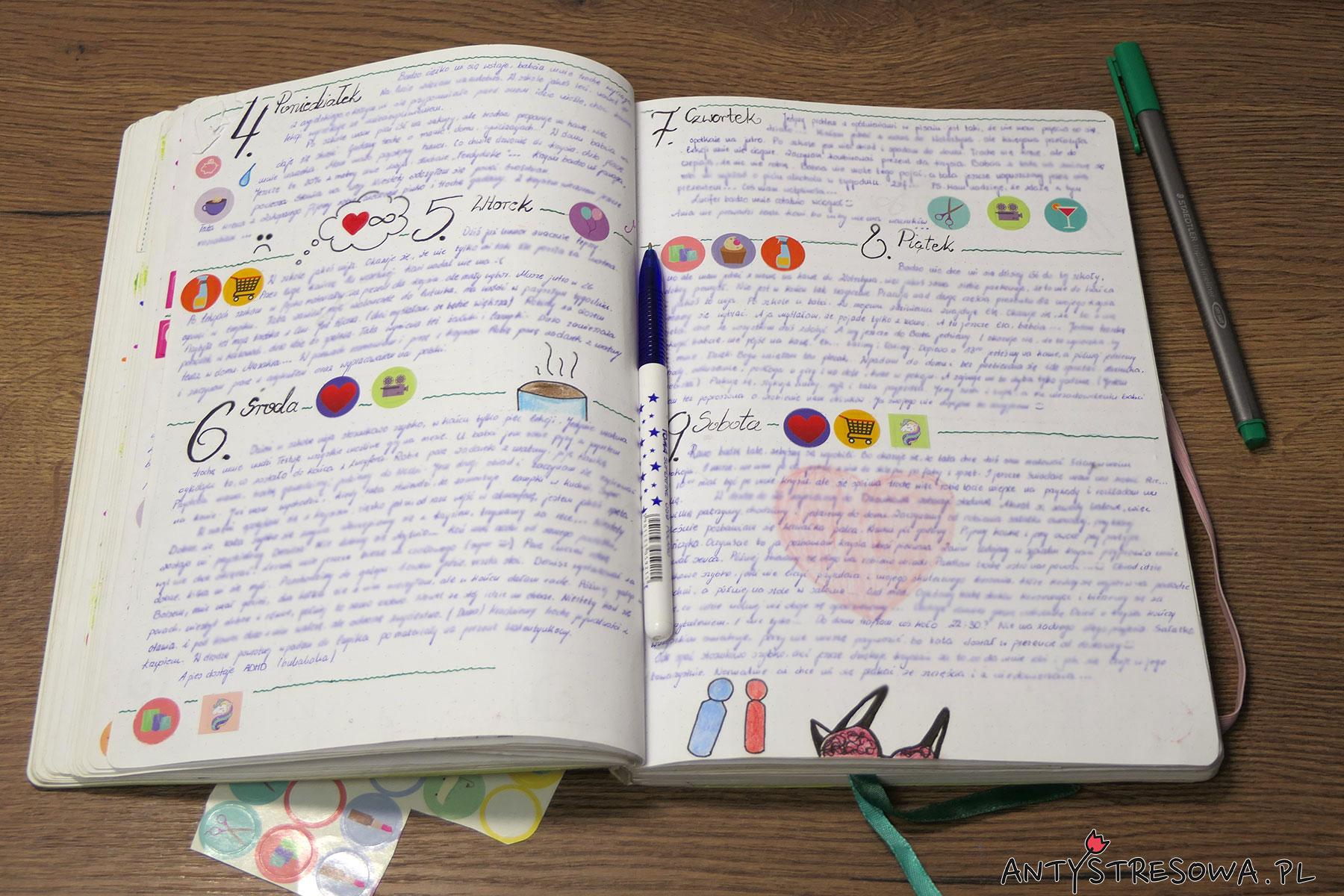 notatki i przemyślenia